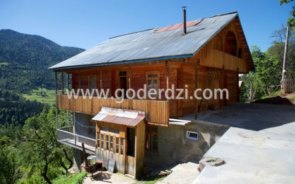 Guesthouses in Goderdzi