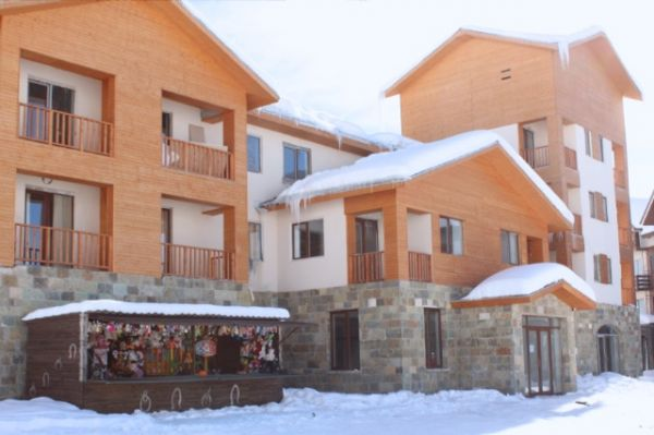 Gudauri Palace aparthotel