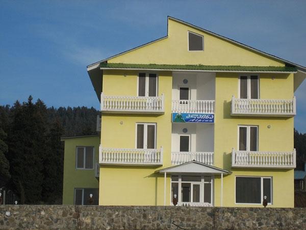 Отель Альпина Бакуриани