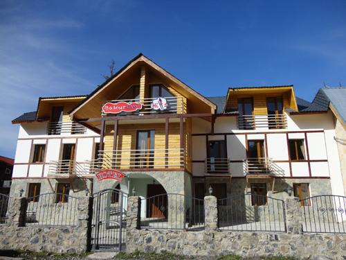 Отель Бакуриани Хиллс