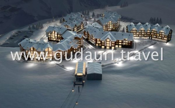 Aparthotel New Gudauri Resort & Spa