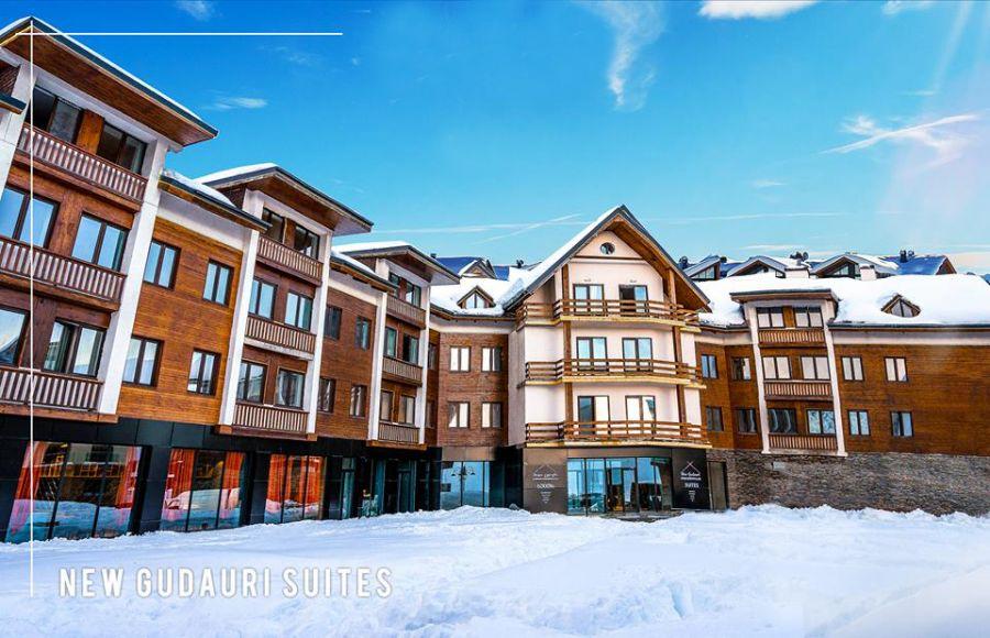 Aparthotel New Gudauri (Suites)