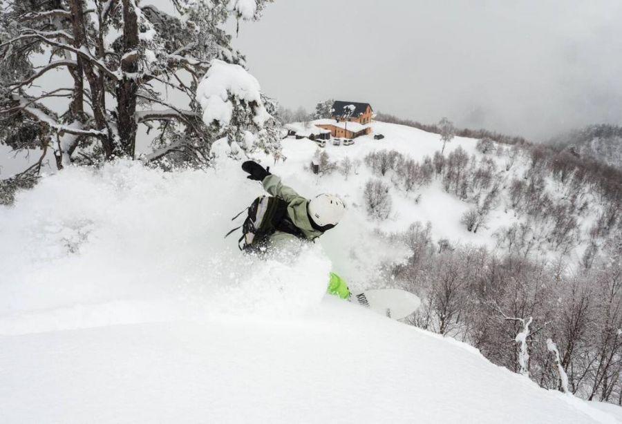 Tetnuldi Ski In Ski Out