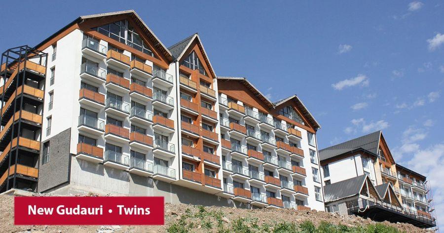 Aparthotel Twins in New Gudauri
