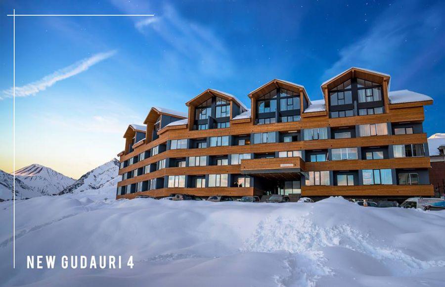 Апарт-отель Новый Гудаури (Блок IV)