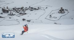 Freeride Week in Svaneti. The Best freeride spots
