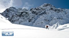 Ski touring and backcountry in Gudauri and Kazbegi