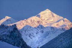 Новый грузинский горнолыжный курорт Тетнулди откроется в 2015-2016 зимний сезон
