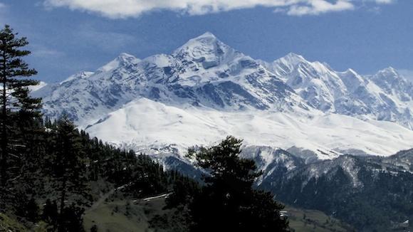 Строительство горнолыжного курорта Тетнулди в Сванетии, Грузия