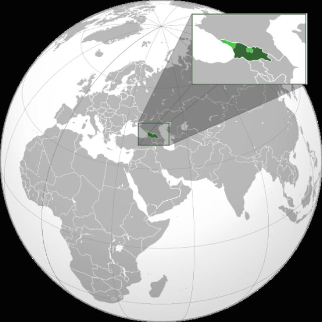 Where is Georgia country