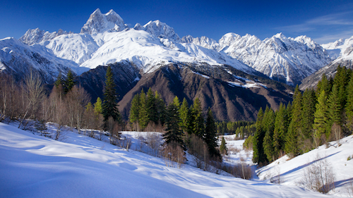 Svaneti Ski Resorts